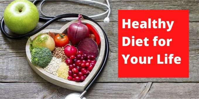 Healthy Diet Plan that will bring Real Change in your life